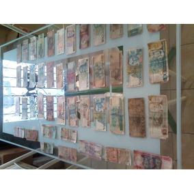 Dinheiro Antigo, Lote Com 43 Cédulas.