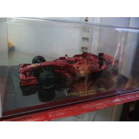 Miniatura Ferrari Filipe Massa 2008