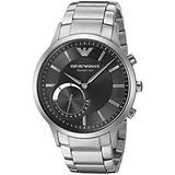 cfdbb564820 Relógio Emporio Armani Connected Hybrid Art3000 Smartwatch