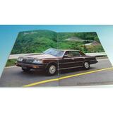 Antiguo Catalogo Original De Venta De Automovil Toyota Crown