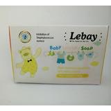 Jabón De Baño Para Bebé (lebay) Pack De 2 Unidades