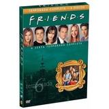 Coleção Friends: 6ª Temporada Completa - 4 Dvds - Original