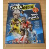 Guia Depor Copa America Chile 2015