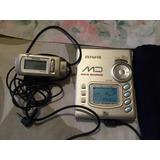 Minidisc Grabador Reproductor Md Aiwa Japones Impecable