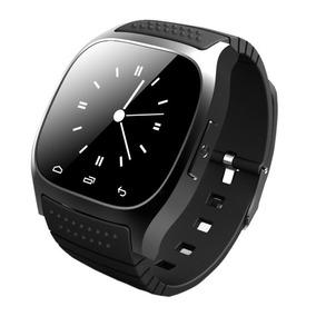 Relógio Inteligente De Pulso Smartwatch Bluetooth
