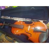 Violin Cippriano 11w Estudio C/calibracion-ofertas Remchile