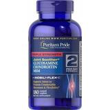 Glucosamina 1500mg Chondroitin Msm 180 Unidades Usa