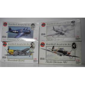 4 Aviones De Airfix 1/72 Edición Especial Oferta!!!