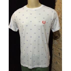 Camisa Fred Perry 100% Pima Algodão Entrega Imediata Grátis b1e6764989c13