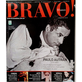 Revista Bravo N.123 - Paulo Autran