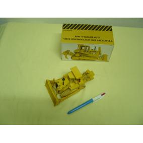 Miniatura Trator Esteiras -caterpillar D8l - Da Supermini -
