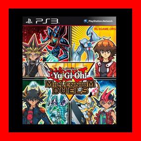 Yu-gi-oh Millennium Duels Ps3 Codigo Psn