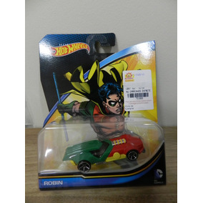 Hot Wheels - Dc Comics Robin 1:64
