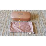 956711554c6c0 Oakley Case Oakley + Saquinho Porta Óculos Estojo Juliet 24k