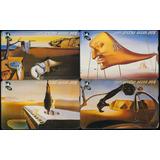 Tarj De Israel Salvador Dali Surrealista Con Imagenes De Sus