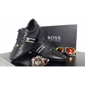 1778887b01a Tennis Hugo Boss Blancos - Tenis Adidas para Hombre en Mercado Libre ...