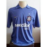 Nike Roxa !! Camisa Corinthias Medial - Camisa Corinthians Masculina ... a189c01b51d51