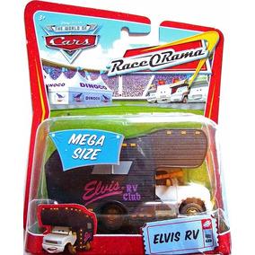 Disney Cars Orig.mattel Elvis Rv #9 Frete Grátis