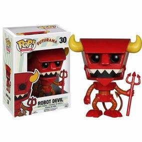 Boneco Funko Pop Futurama - Robot Devil