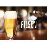 Kit De Insumos Cerveja Artesanal Pilsen (ale) 30 Litros