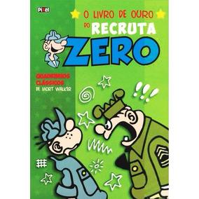 O Livro De Ouro Do Recruta Zero-nº Nº 3 -ock