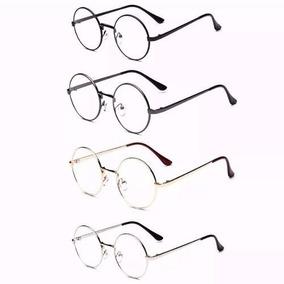 988705cbc5e7e Oculos John Lennon Grau 40mm - Óculos no Mercado Livre Brasil