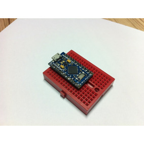 Arduino Pro Micro + Mini Protoboard