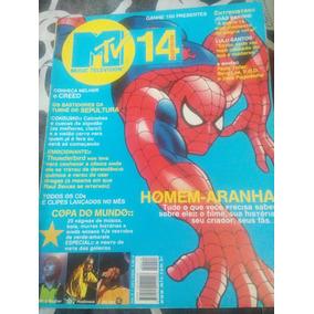 Revista Mtv N. 14 Copa Do Mundo, Homem Aranha