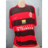 Camisa Do Flamengo Nike 2000 2001 - Futebol no Mercado Livre Brasil 871ad384bb765