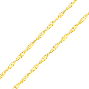 65d7c70593e18 Deville Joias - Corrente de Ouro Feminino no Mercado Livre Brasil