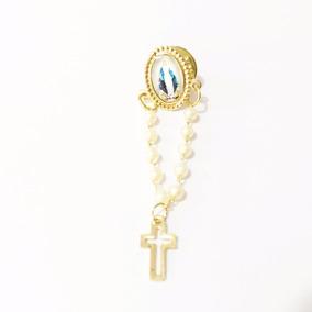 Medalhinha Capelinha Nossa Senhora De F Tima Ouro 18 - Joias e ... cca31b21bc