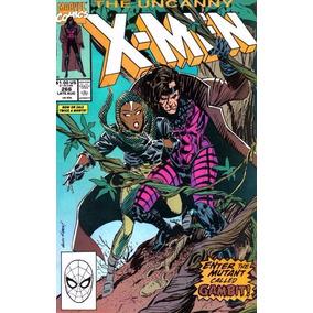 X-men #266 Ago De 1990 Marvel 9.4 (importado) 1st Gambit