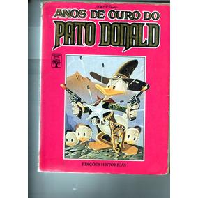 Anos De Ouro Do Pato Donald N º 1