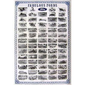 Poster Fabulous Fordinho Tomers