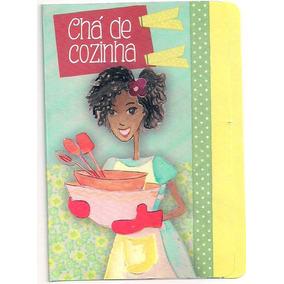 100 Convites De Chá De Cozinha A Pronta Entrega (ref. 101)