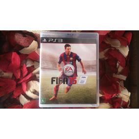 Fifa 15 2015 100% Português Mídia Física Ps3 Frete R$ 11,98