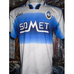 Camiseta Atalanta Italia Asics 1996 1997 Inzaghi 9 Selección 753b6dbc5615f