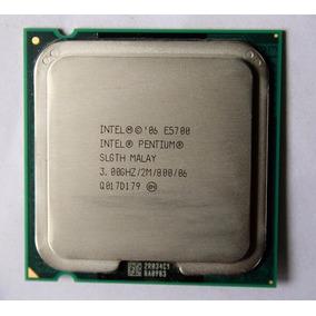 Processador Dual Core E5700 3.0 Ghz Lga 775