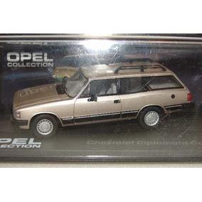 Rara Diplomata Caravan Dourada1988 Importada Opel Collection