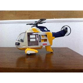 Helicopitero Com Boneco