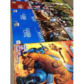 Hqs Universo Marvel Panini Primeira Serie Diversas Avulsas