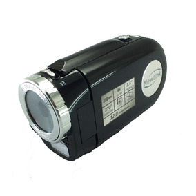 Super Barato Filmadora Newlink Hand Cam Preta Vc102s A7626