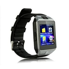 Reloj Bluetooth Smart Dz09 Padgene Con La Cámara Para Dispos