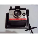 c0ab16a28ff3a Antiga Fotográfica Polaroid Colorpack 80 Com Manual E Caixa