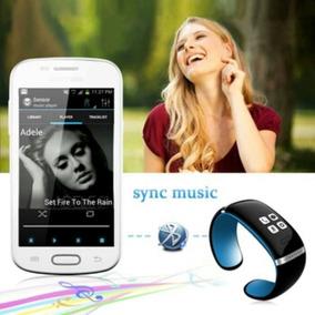 Relógio Inteligente Touch Compatível Com Android E Iphone