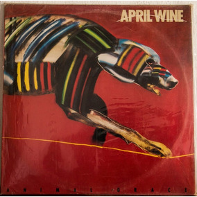 April Wine - Animal Grace - 1984 - Lp Vinil Hard Rock