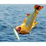 Hormônio Feromônio Líquido Para Pesca Em Água Doce - 100ml
