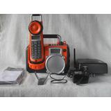Telefono Inalambrico Para Taller Con Captor, Radio Excelente