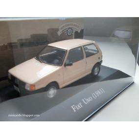 Col. Carros Inesquecíveis Brasil Vol. 32 Fiat Uno (1983)