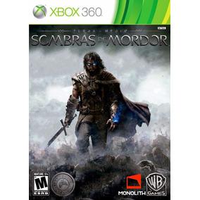 Terra Média: Sombras De Mordor - Xbox 360